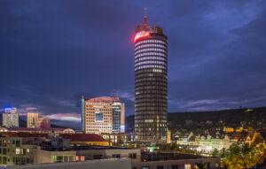 City Visions Jena_Leuchtturm_Florian Licht©Mathias Moxter